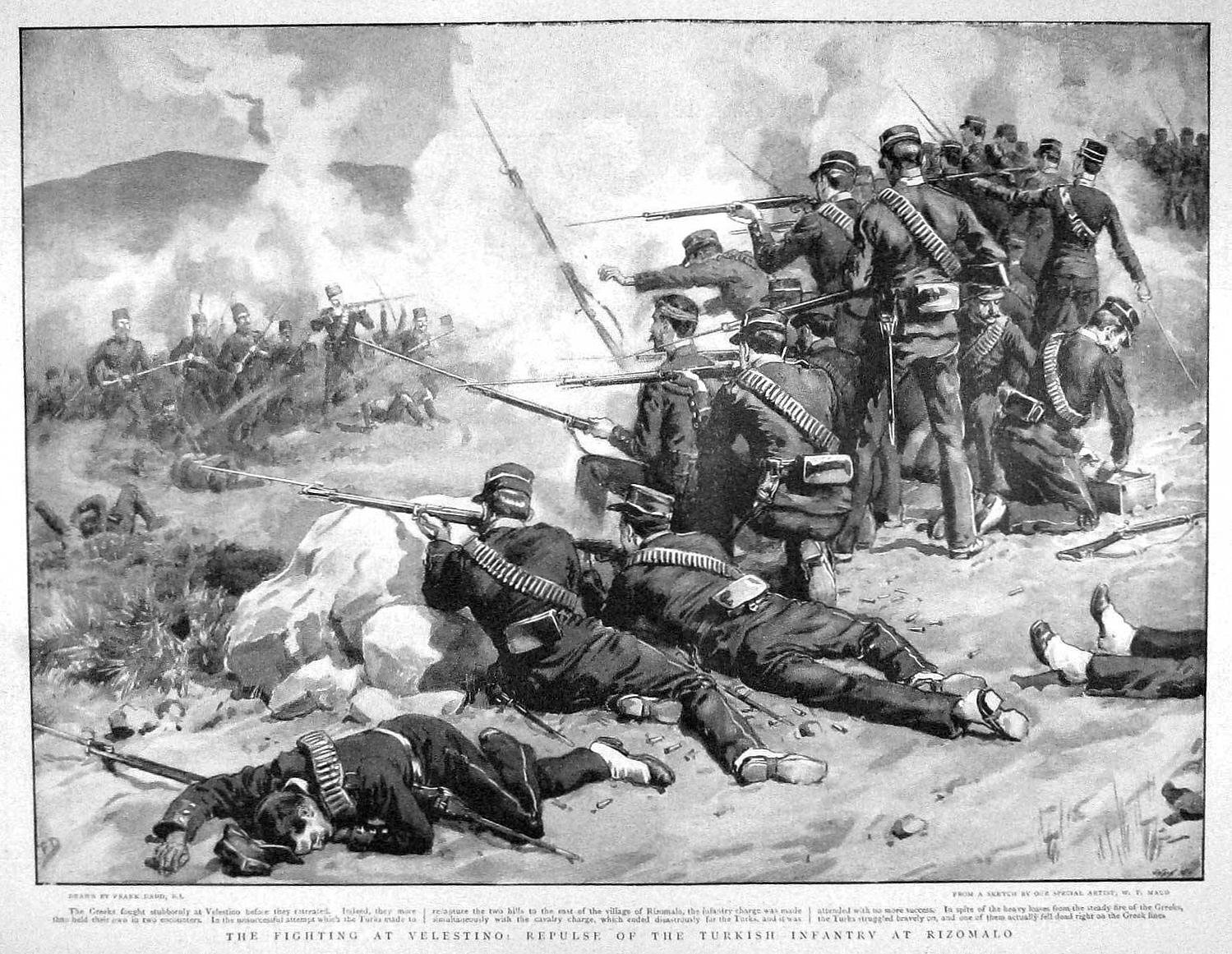 Greco-Turkish War (1897) | Military Wiki | FANDOM powered by