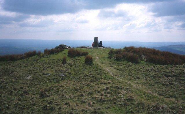Foel Cwmcerwyn. - geograph.org.uk - 27991