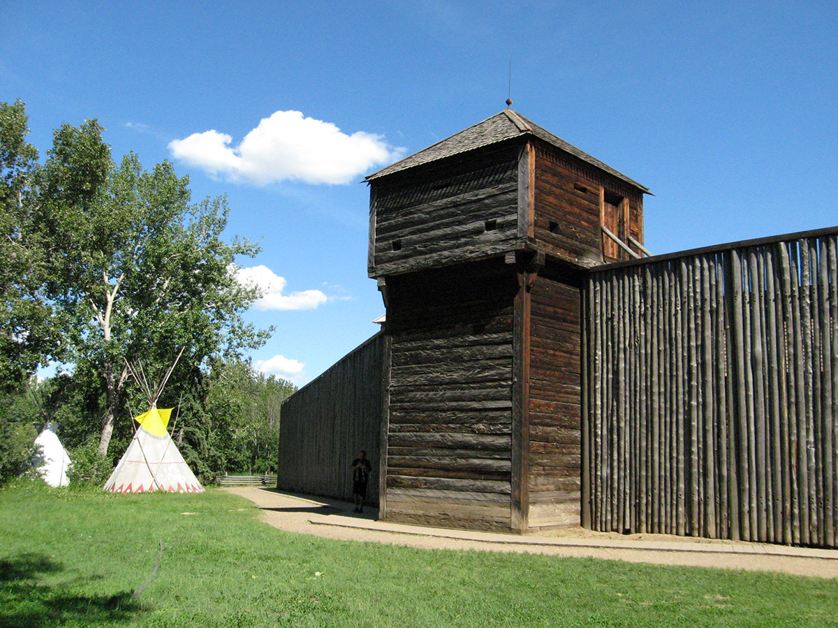 how to get to fort edmonton