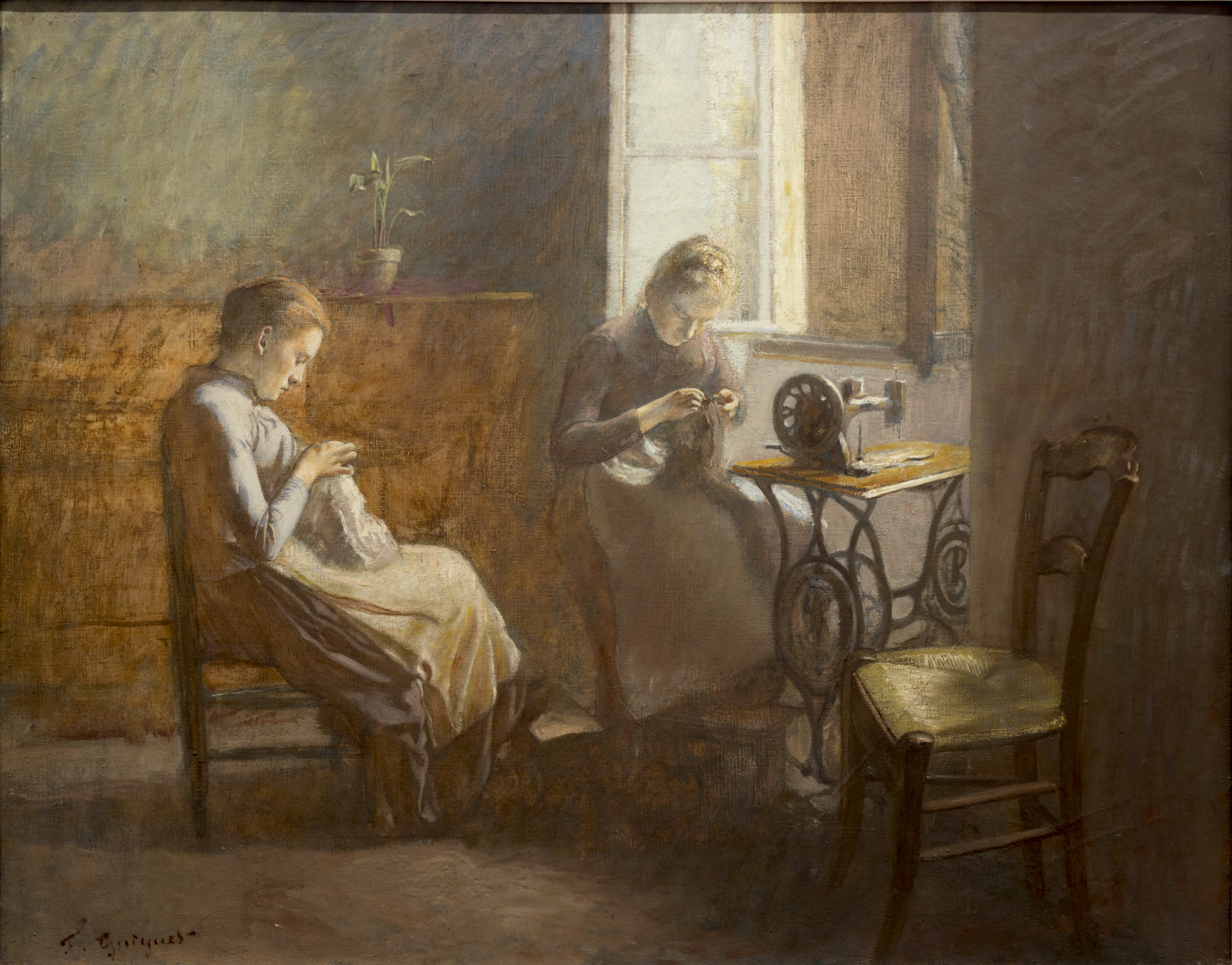 fichier fran 231 ois guiguet les ouvri 232 res huile sur toile 1892 jpg wiktionnaire