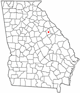 Loko di Warrenton, Georgia