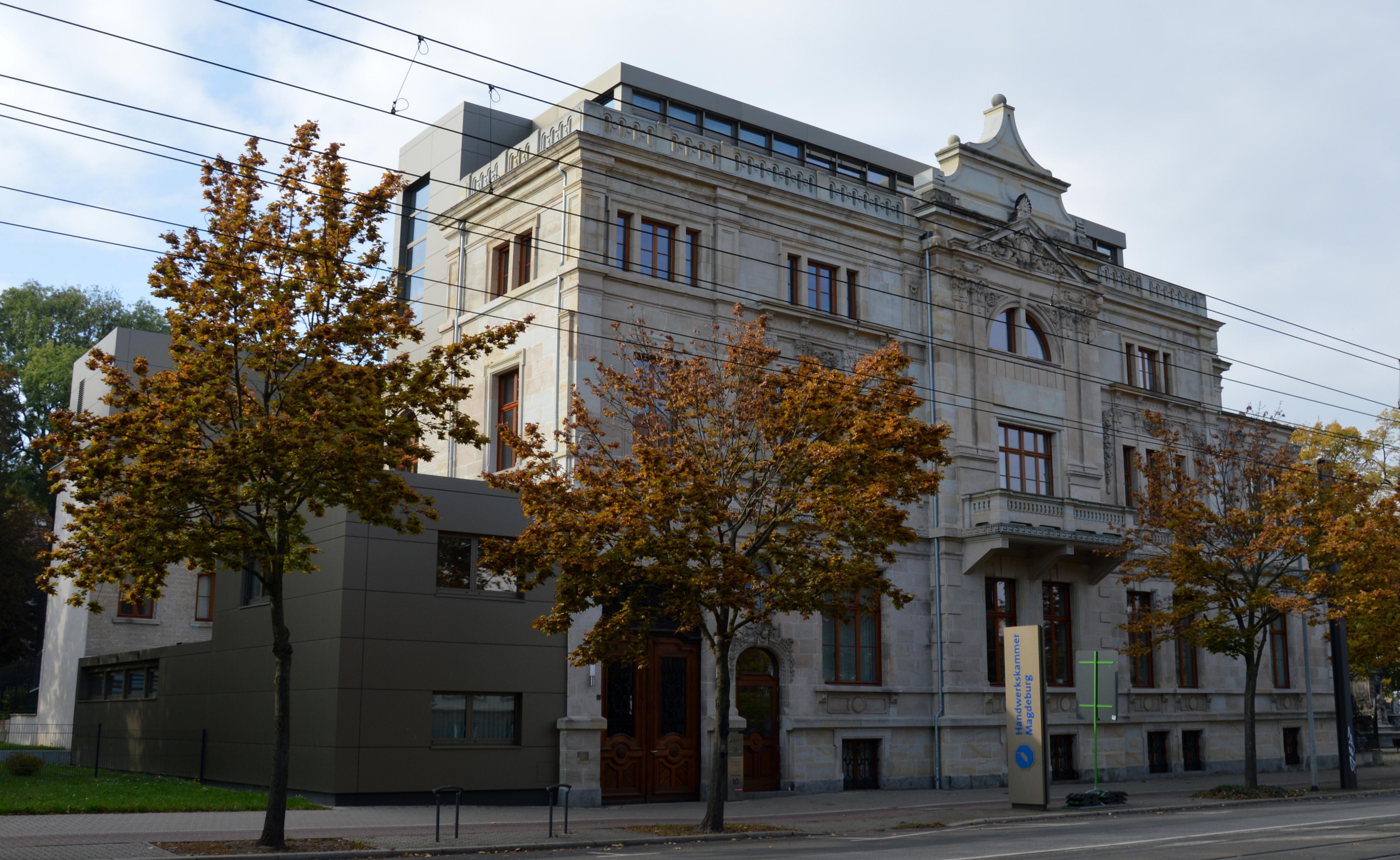 Haus des Handwerks - Wikiwand