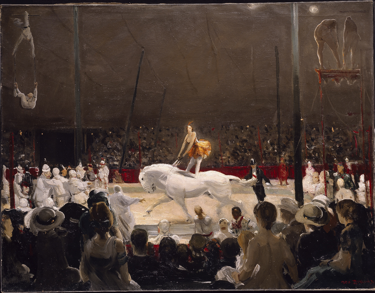 File:GeorgeBellows-The Circus 1912.jpg - Wikimedia Commons