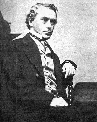 George Templeton Strong {{abbr|c.|circa}} 1870