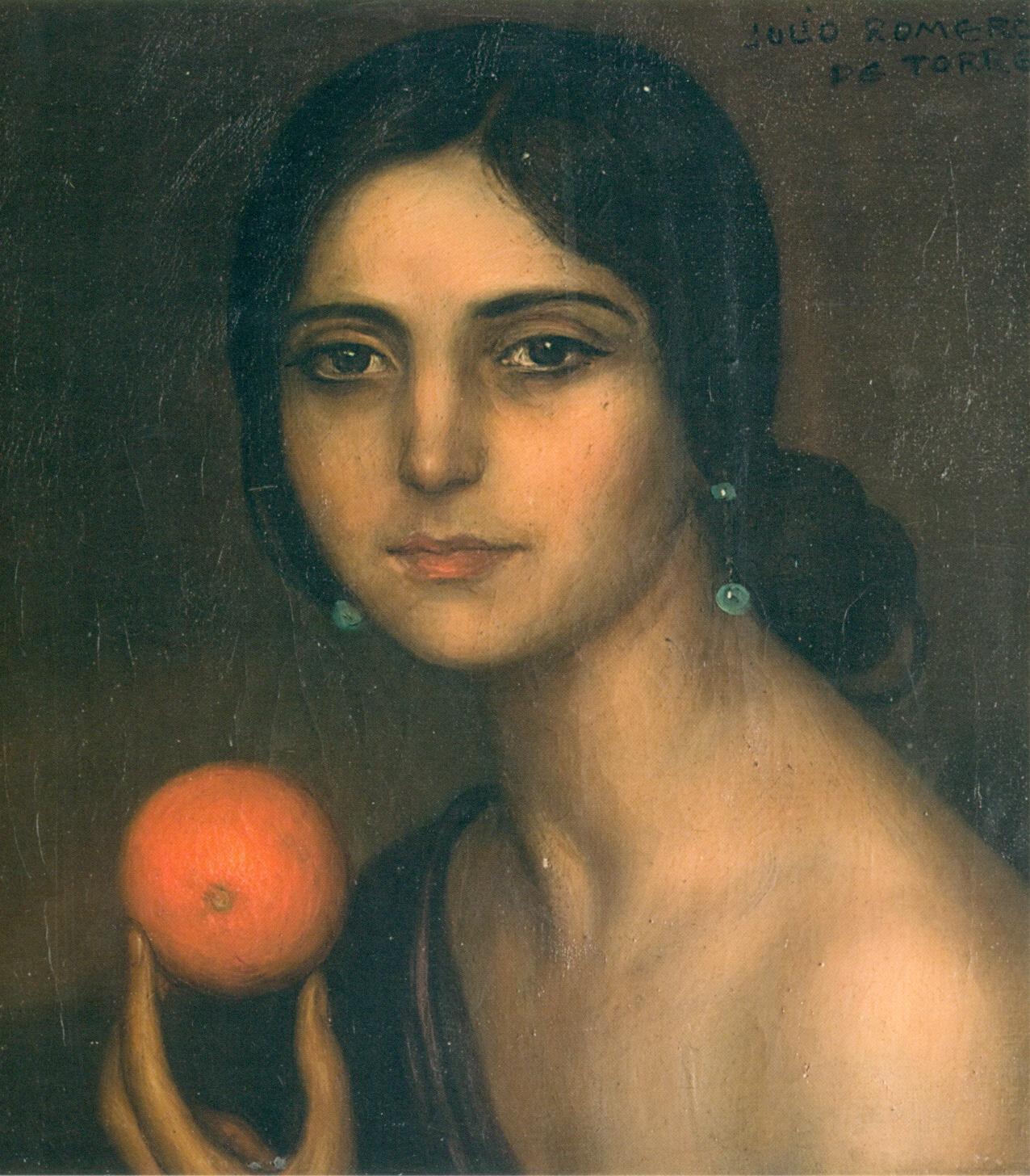 La Gitana de la naranja