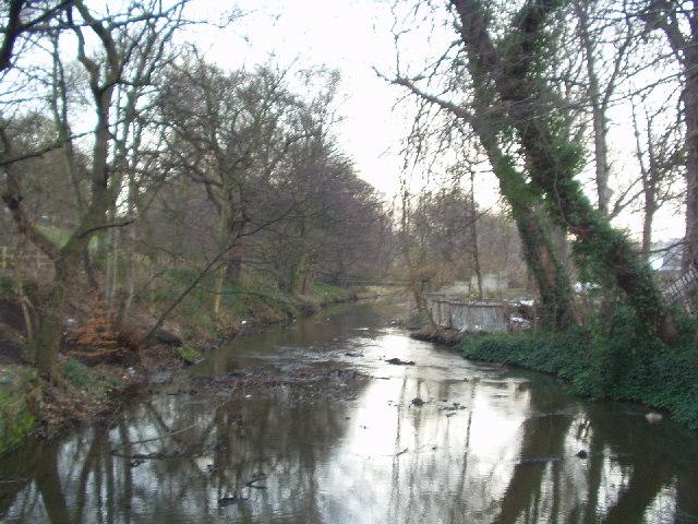 Goit by Kirkstall Abbey, Leeds - geograph.org.uk - 104906