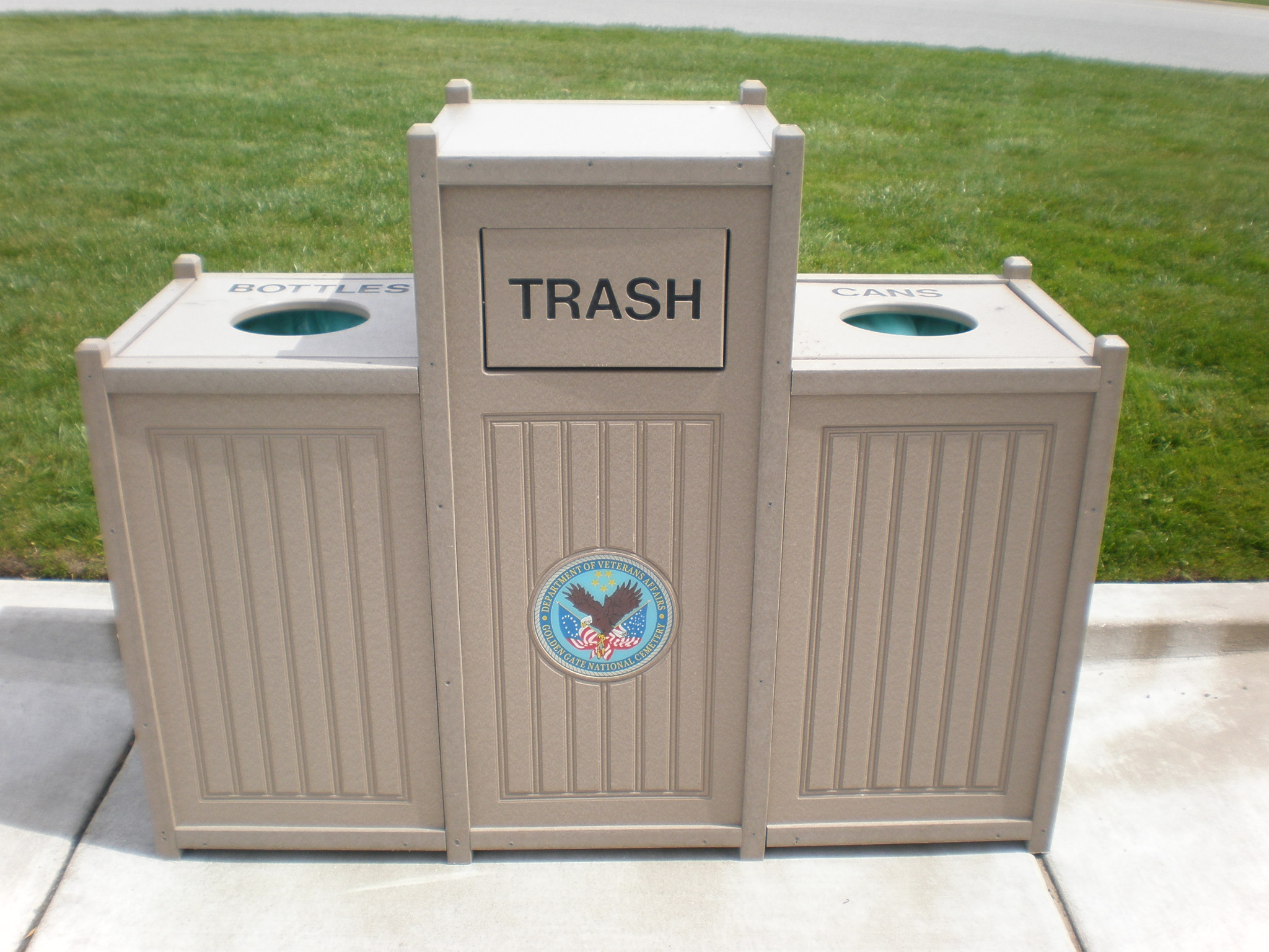 Recycling Kitchen Bins Pull Out