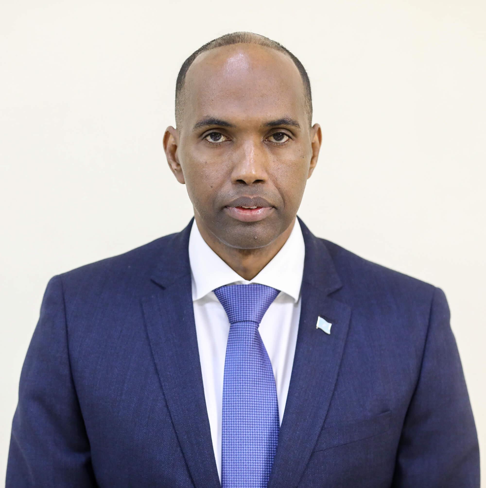 Hassan Ali Khaire - Wikipedia