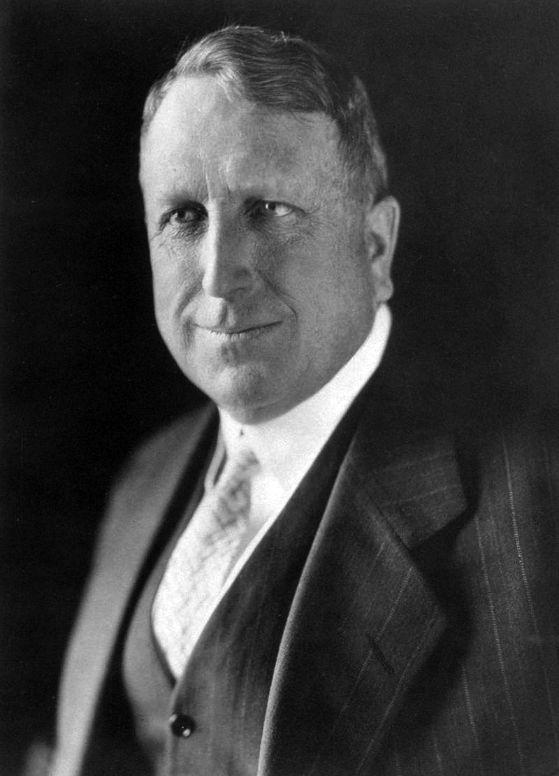 The Story of William Randolph Hearst, an American Newspaper Publisher
