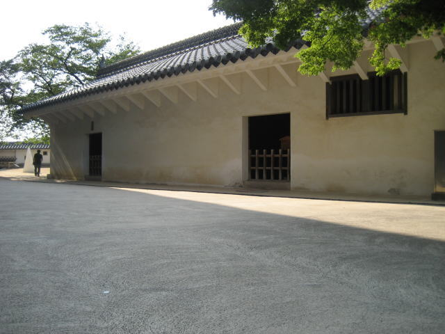 Himejicastle-koshikuruwa