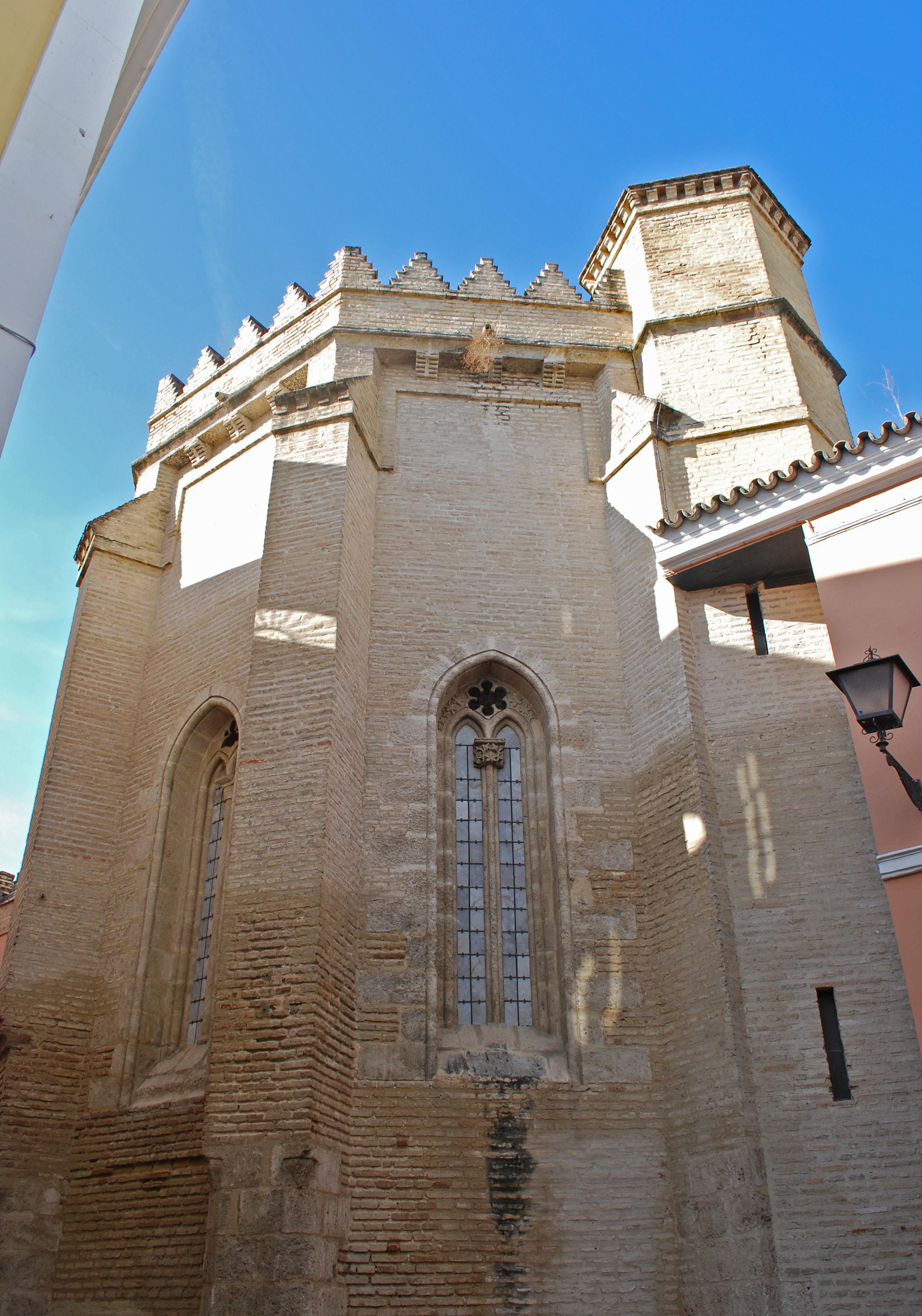 Resultado de imagen de san andres sevilla abside