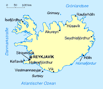 einwohnerzahl von island