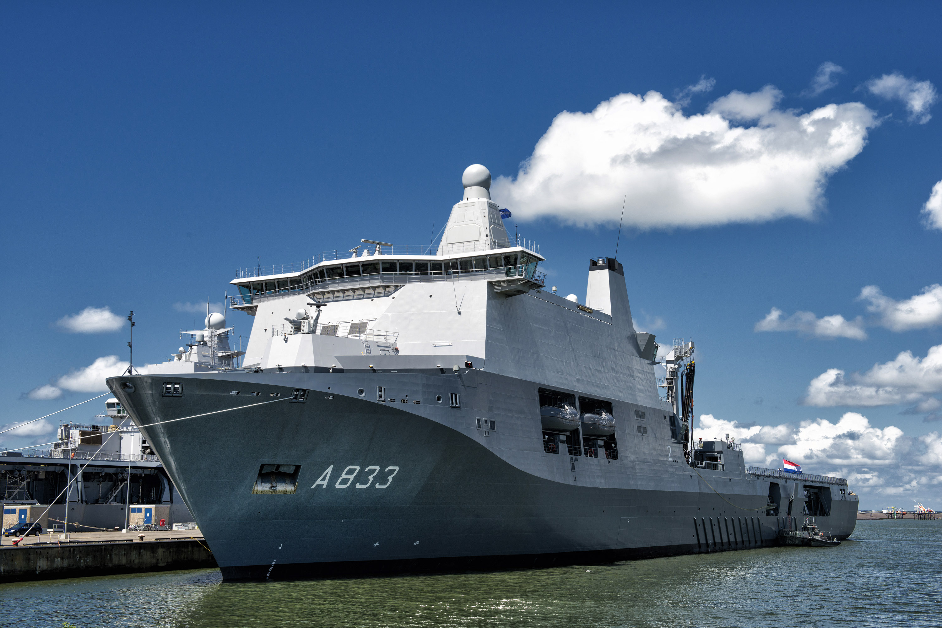 First National Fleet And Lease >> Ship conversion possibilities for Pakistan Navy