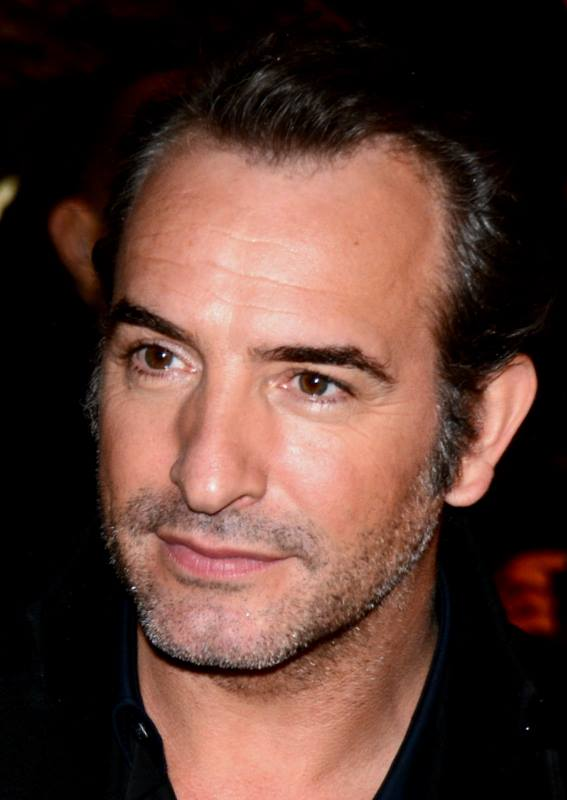 Jean dujardin for Jean dujardin couple 2014