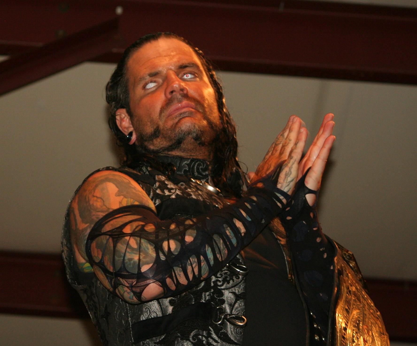 Tna Matt Hardy And Jeff Hardy Ring Of Honour