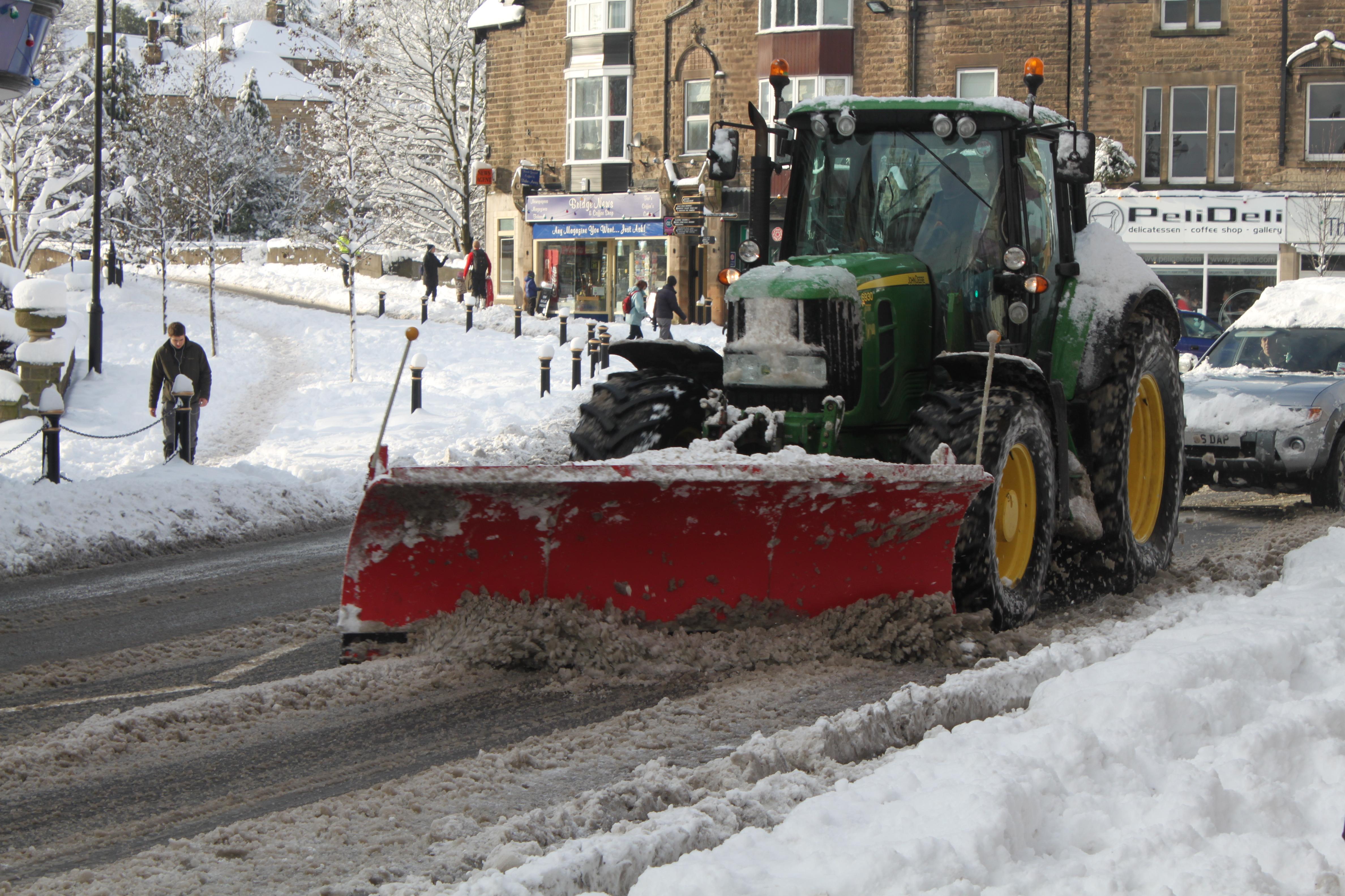 John Deere C Snow Plough C Matlock