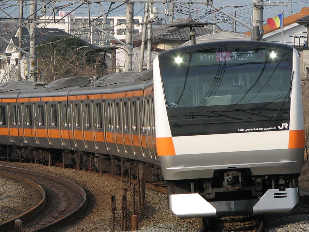 線 通勤 快速 中央 【衝撃】ダイヤ乱れの影響で中央線209系が「通勤快速大月行」に 東京では運用差し替えられず