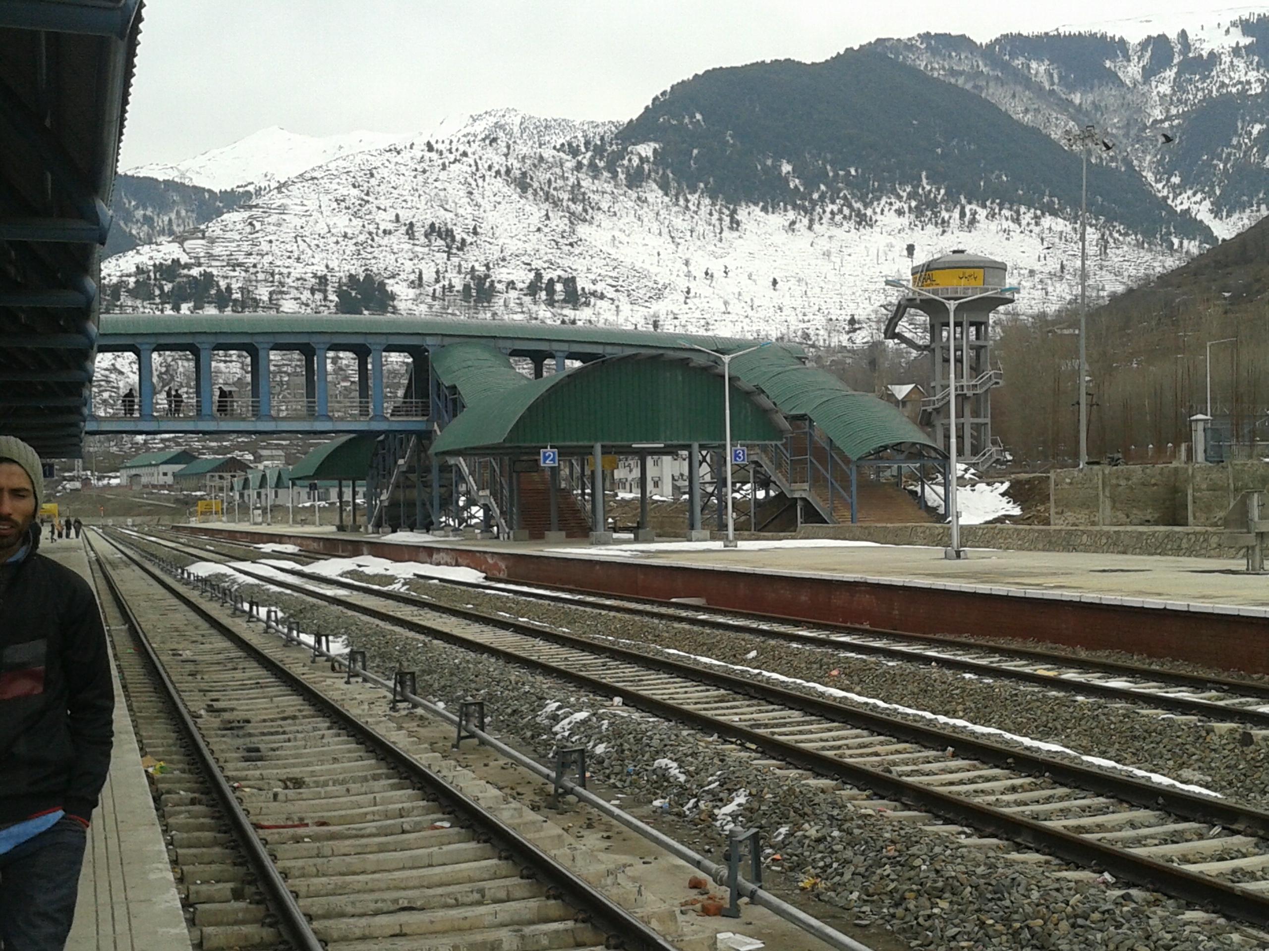 Image result for kashmir valley train