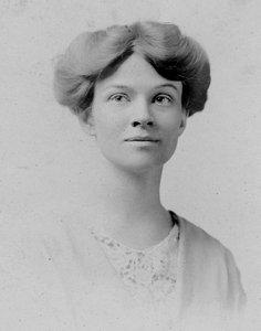 Katharine Martha Houghton Hepburn American suffragist