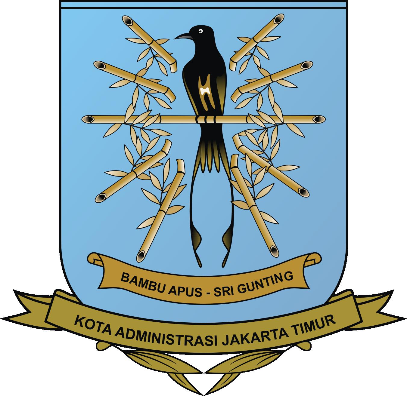 File Lambang Kota Jakarta Timur Png Wikimedia Commons