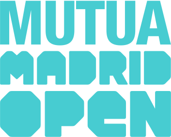 Výsledek obrázku pro madrid open logo
