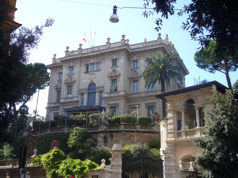 Villa Maraini Roma Contatti