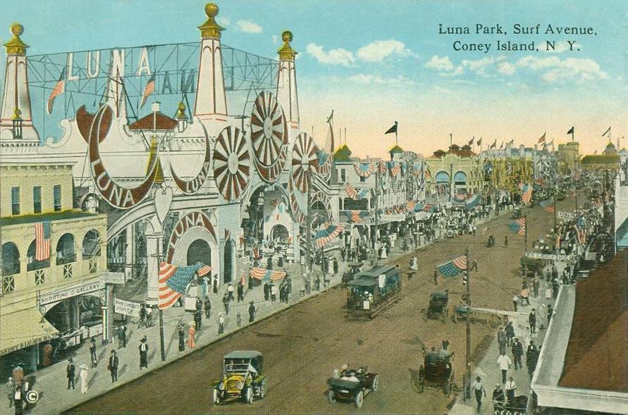 Luna Long Beach Ilica