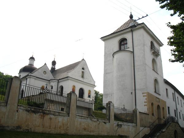 Monastery and church of St. Onuphrius, Lviv