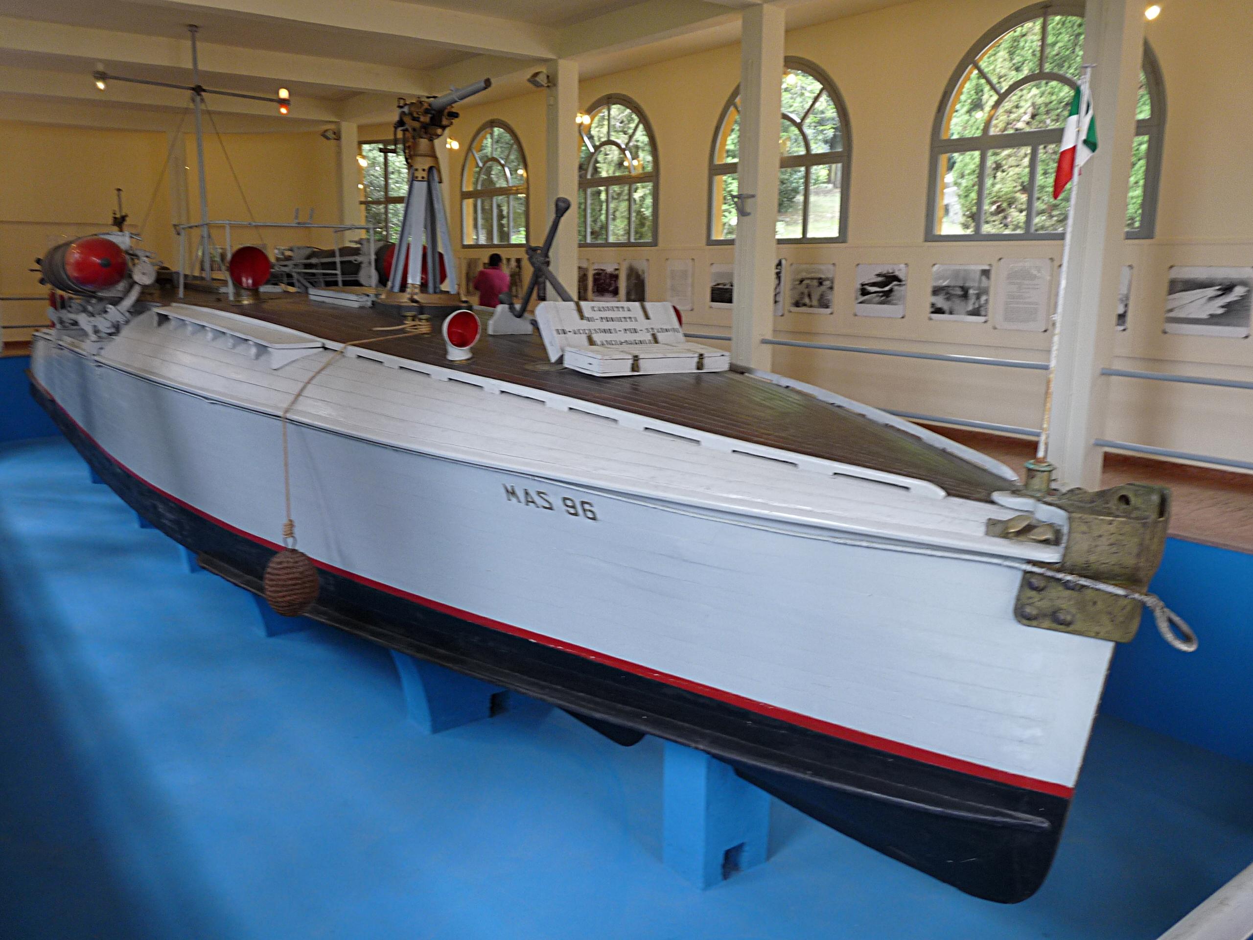 Torpedoboot MAS 96