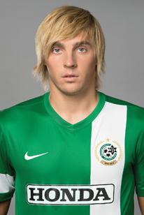 Andriy Pylyavskyi Ukrainian footballer
