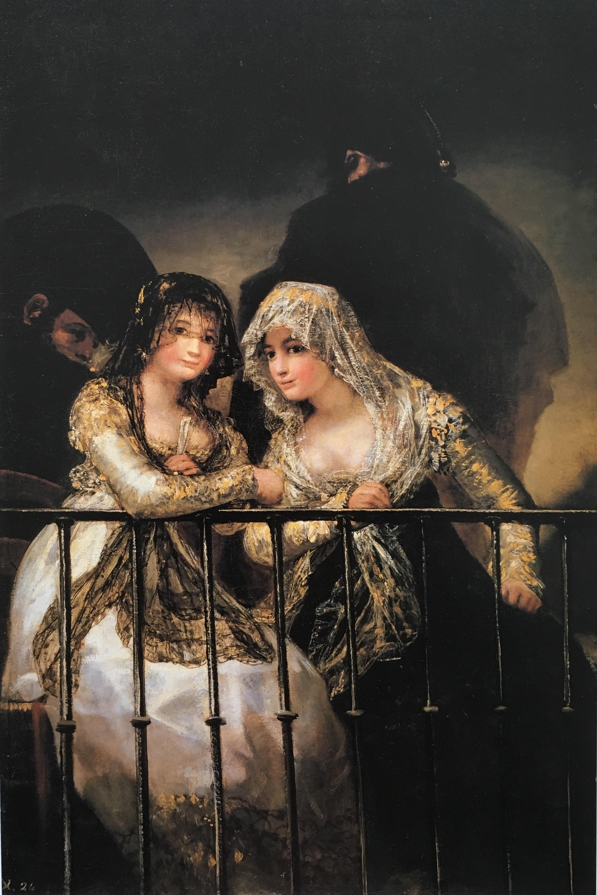 goya prostitutas prostitutas la rioja