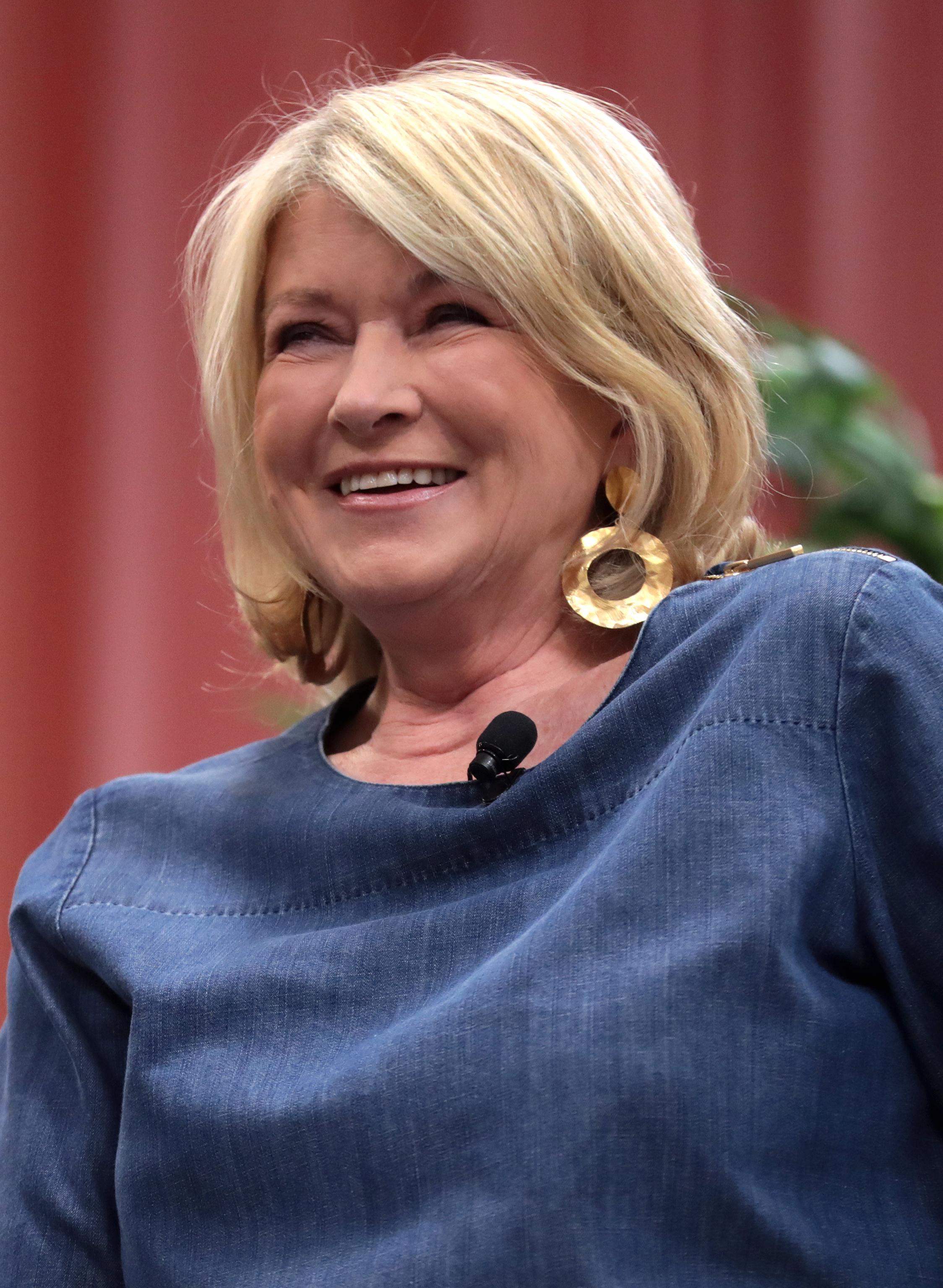 Photo of Martha Stewart