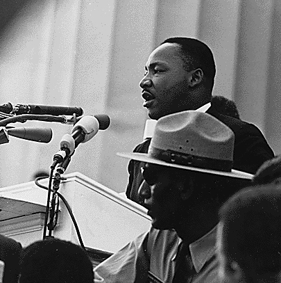 File:Martin Luther King, Jr. speaking at the Civil Rights Marc.jpg