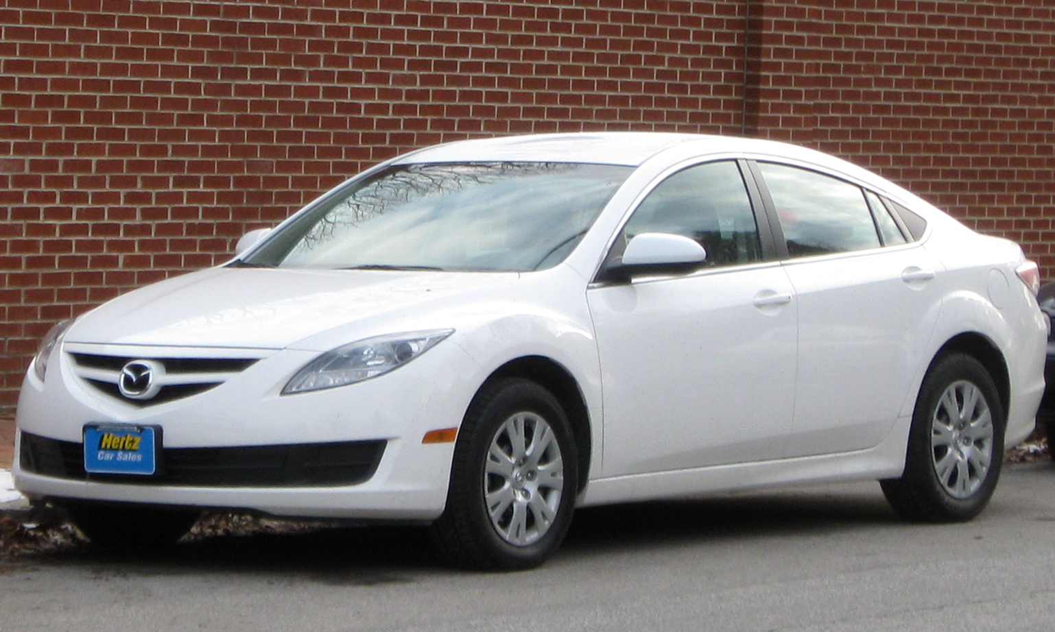 File Mazda6 I 1 01 13 2010 Jpg Wikimedia Commons