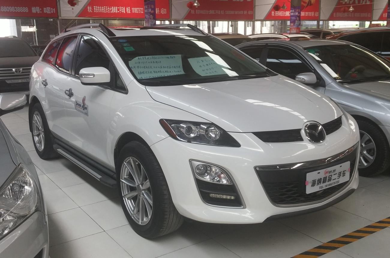 mazda cx7 new 2015