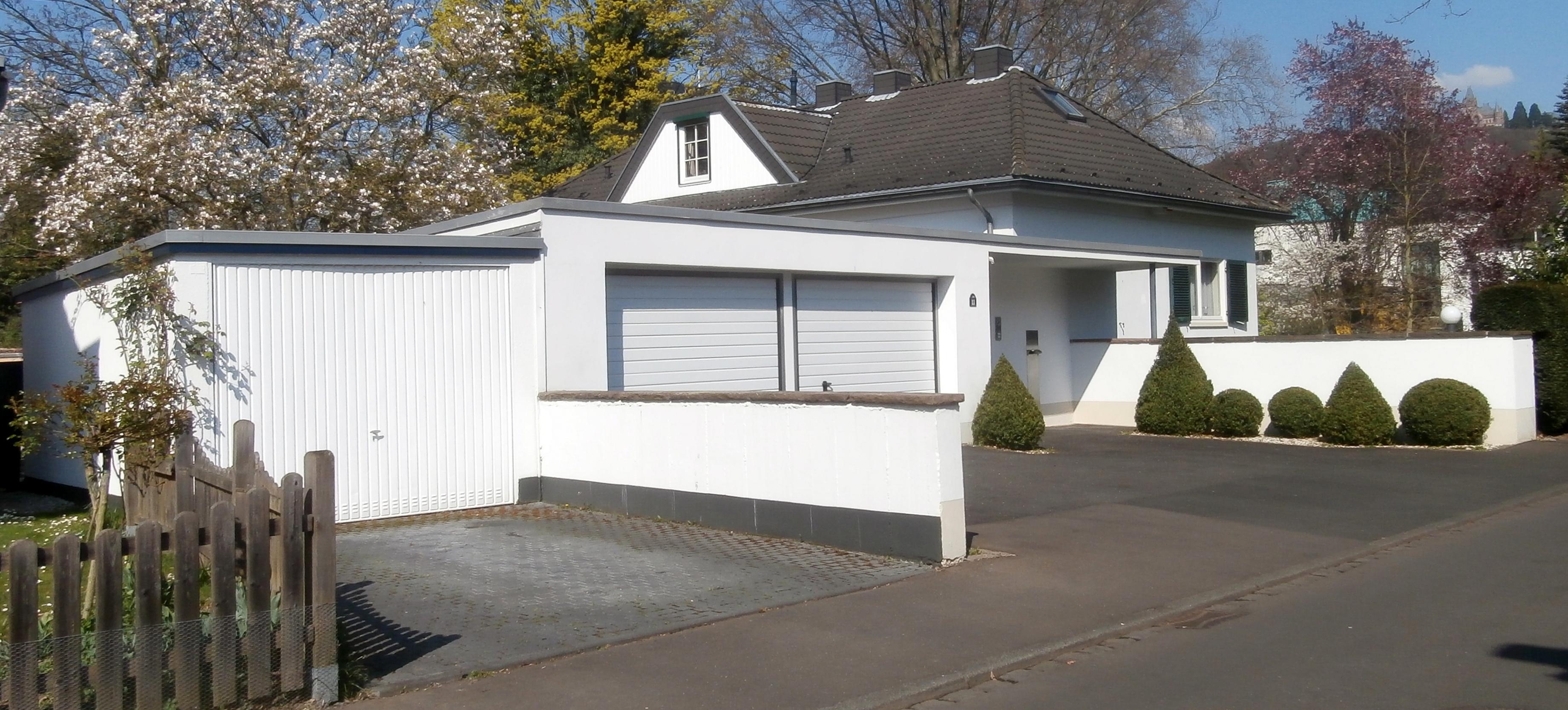 Unglaublich Garage Am Haus Galerie Von File:mehlem Glü 11.jpg