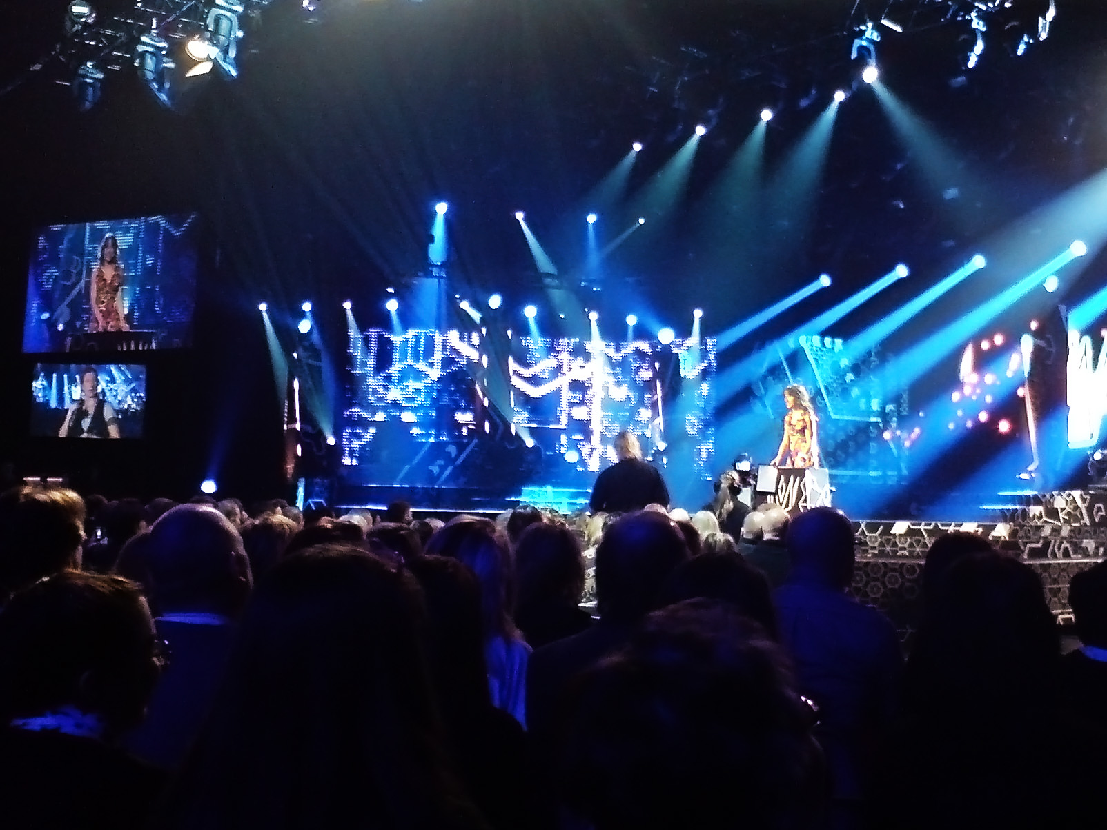 Depiction of Melodifestivalen