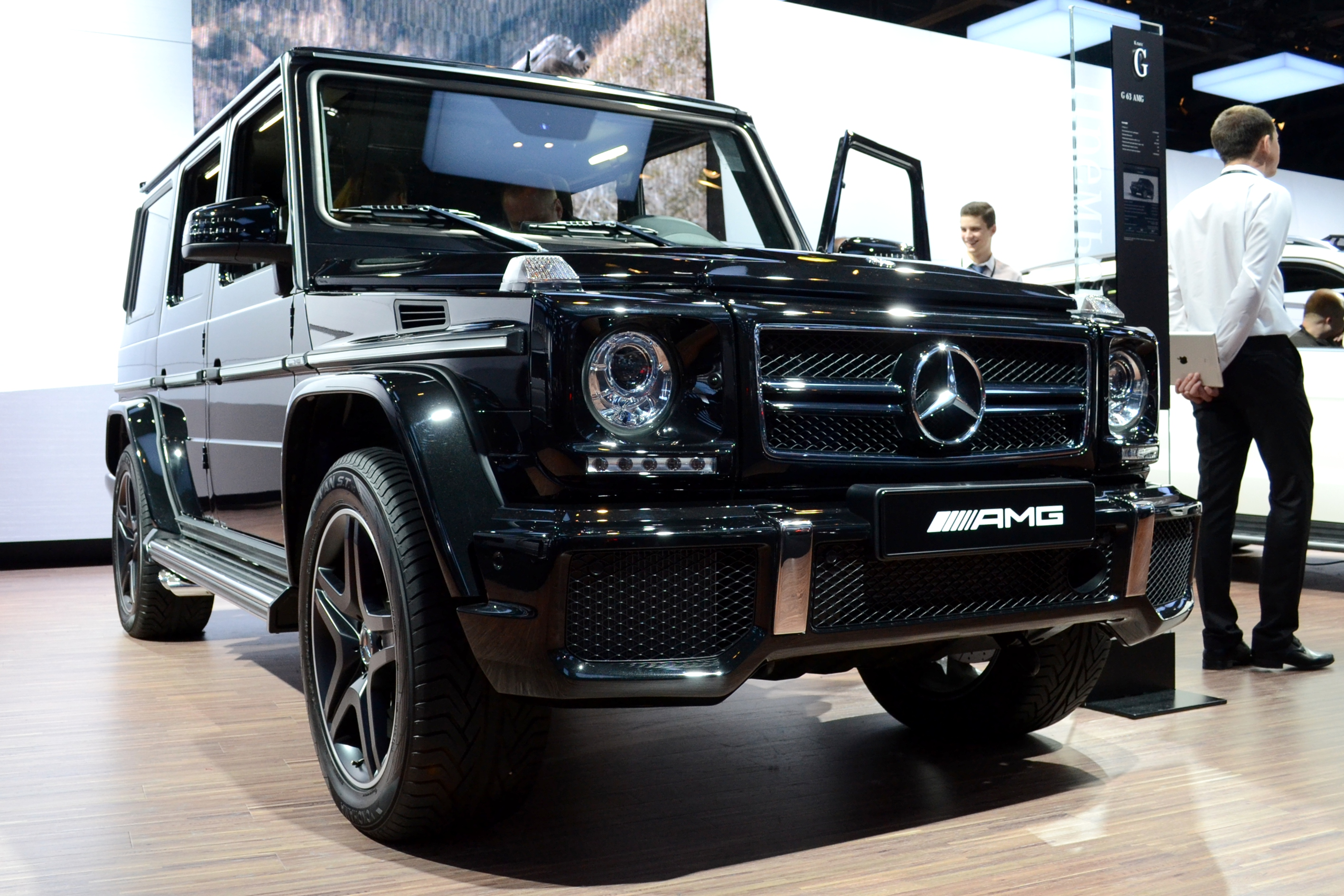 Mercedes benz g class military wiki fandom powered by for Mercedes benz g class pictures