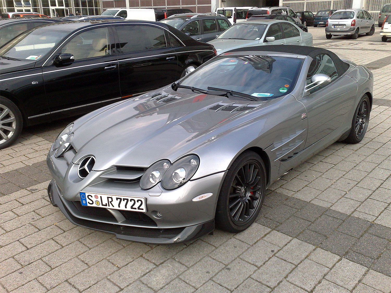 File Mercedes Benz Slr Mclaren 722 Edition Jpg Wikimedia