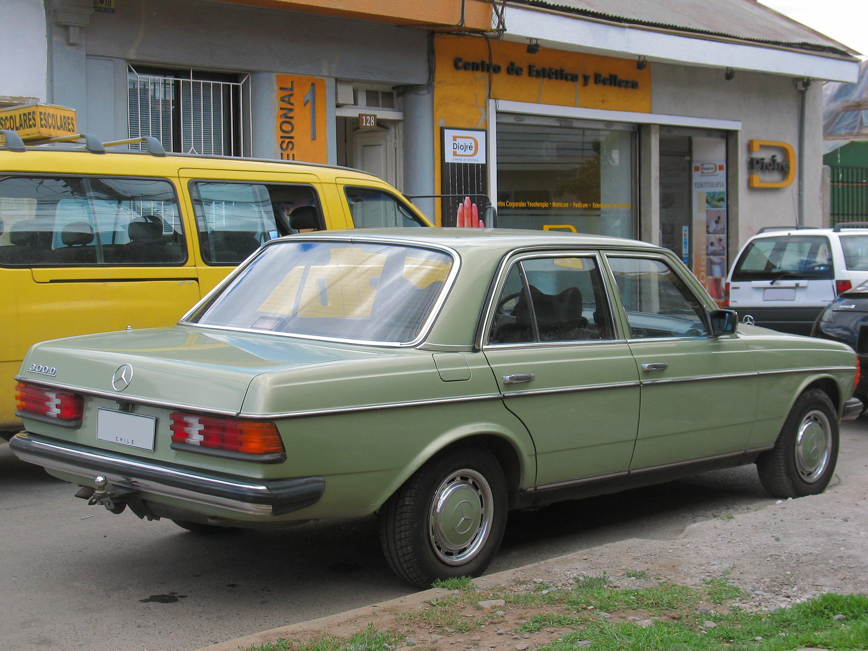 File mercedes benz 300 d sedan 1977 15807507789 jpg for Mercedes benz under 3000