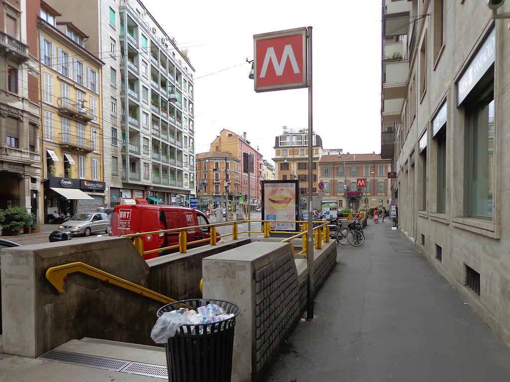 Crocetta metropolitana di milano wikipedia for Via pietro mascagni 8 milano