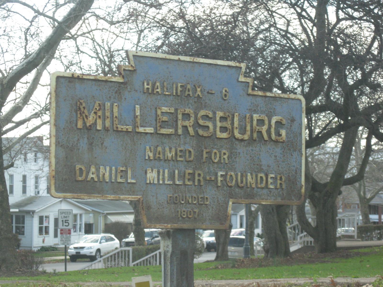 Dating in millersburg pa