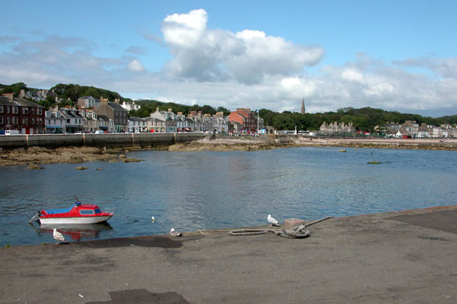 Millport from the pier - geograph.org.uk - 360093