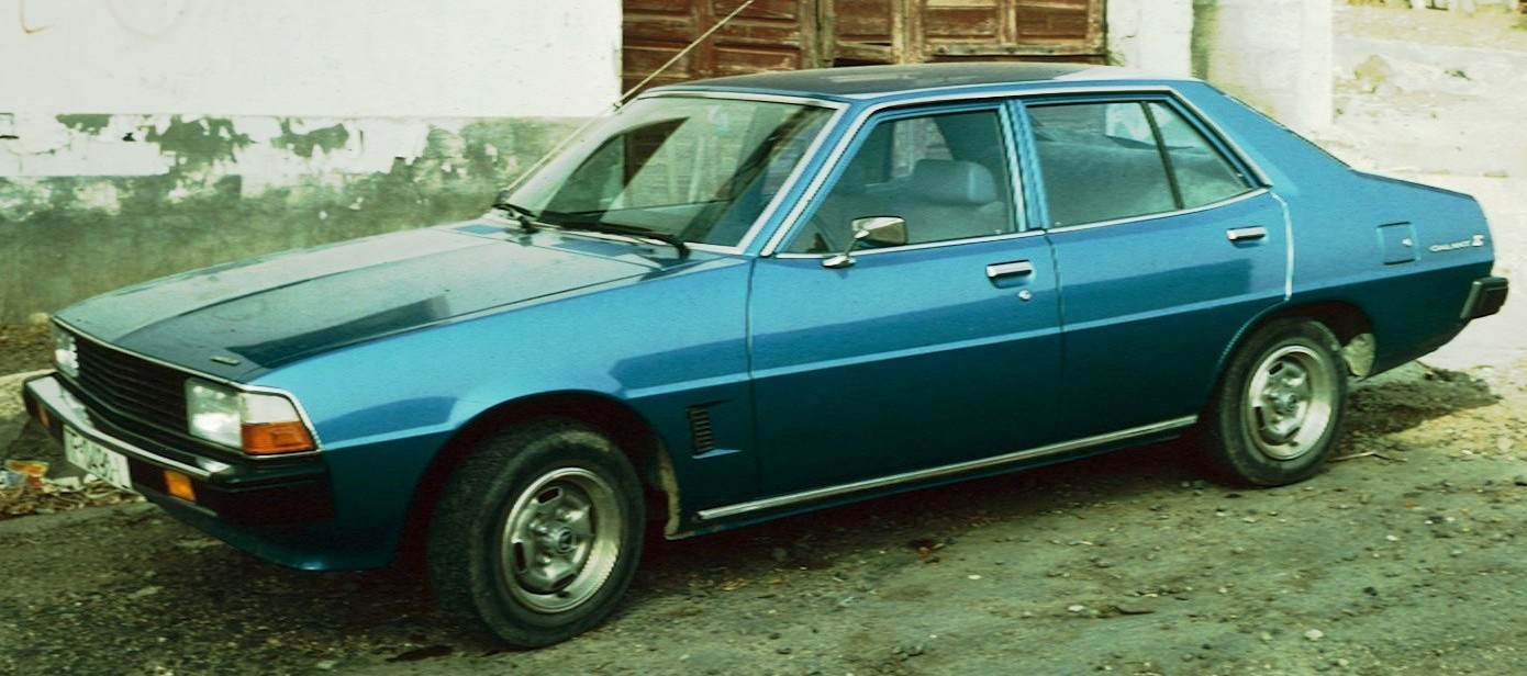 Mitsubishi Colt Galant 1600 (1976)