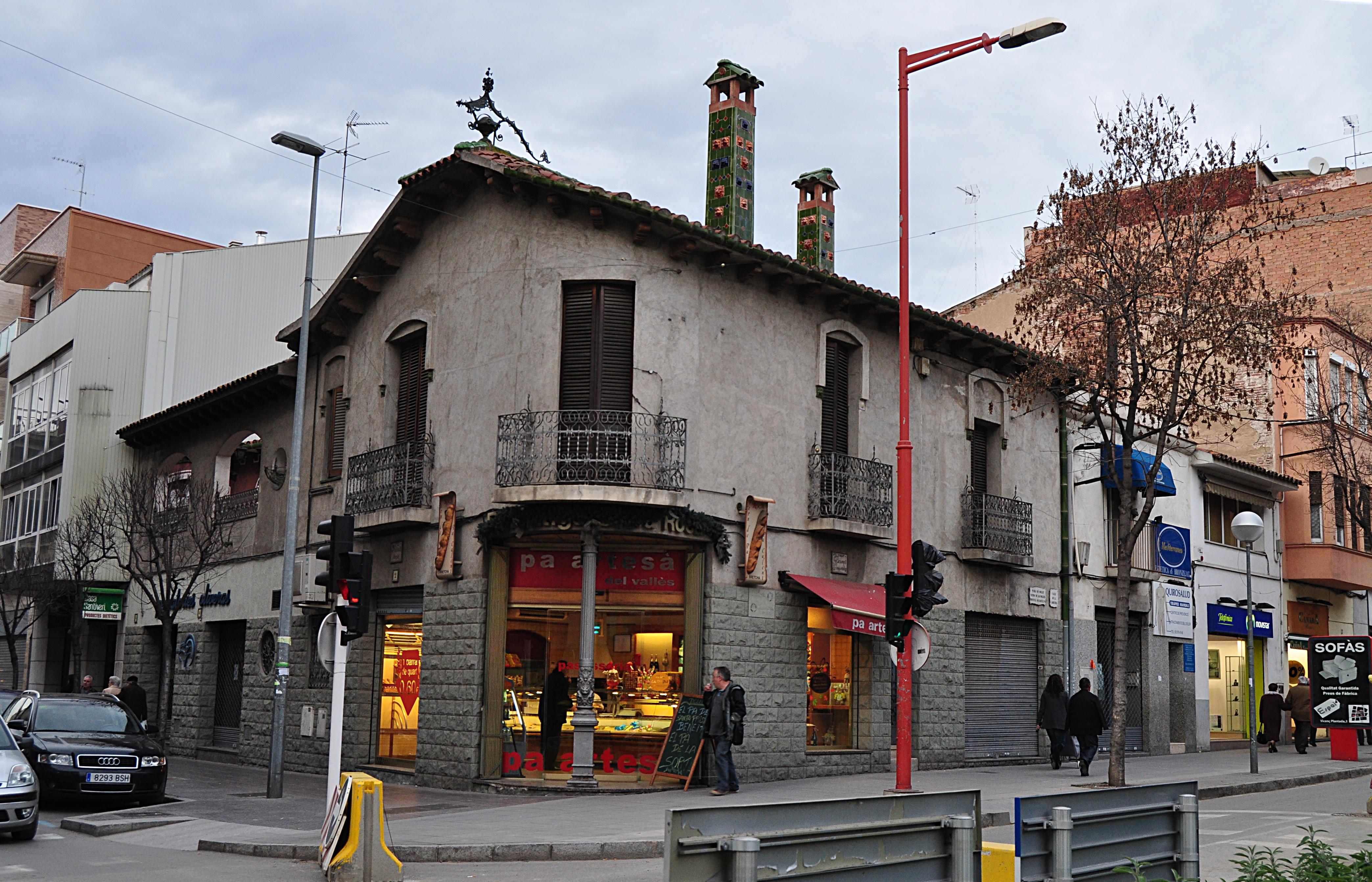 File mollet del valles jaume i gaieta vinzia 2010 01 - Casas mollet del valles ...