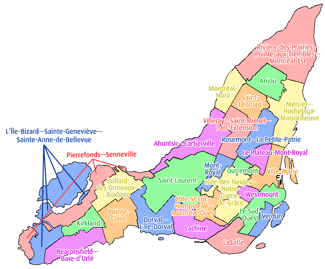 Boroughs of Montreal Wikiwand
