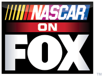 NASCAR on Fox vertical logo (2013–2014)