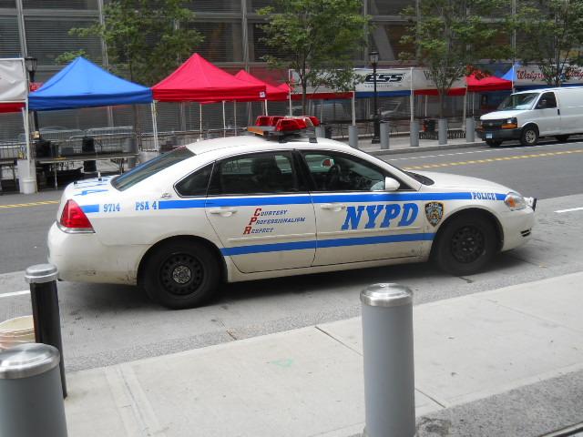 NYPD Impala