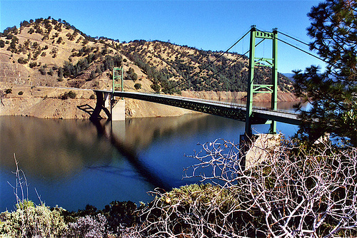 File:New Bidwell Bar Bridge Oroville CA.jpg - Wikipedia, the free ...