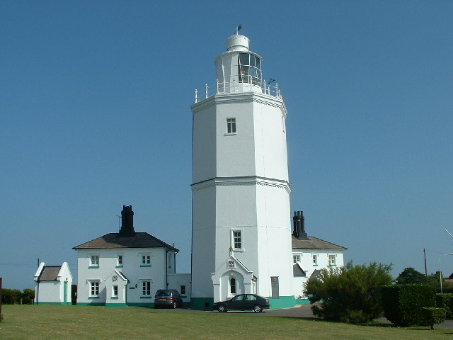 North Foreland Lighthouse - geograph.org.uk - 39652
